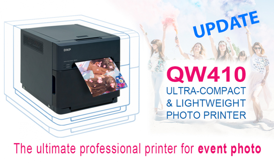 QW410 Firmware Update - Version 1.07